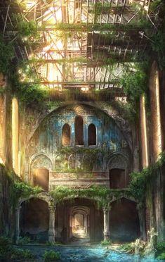 Gorgeous ruin