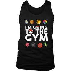 Pokemon I'm Going To The Gym Shirt - NerdKudo - 6