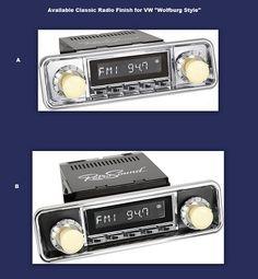 $400 Retro Radio… what do you think? | Bug Parts | Car