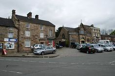 Longnor - Longnor village by Steve Rhodes British Fish And Chips, Medieval Market, Cool Cafe, Peak District, Cyclists, Great British, Rhodes, Family History, Britain