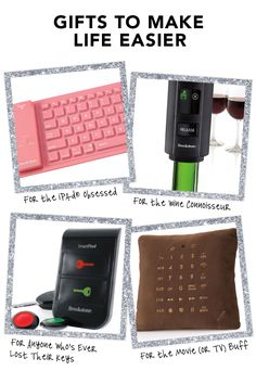 c93b4c13c9 Gifts to make life easier. The Ultimate Gift