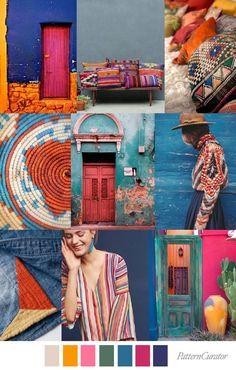 HACIENDA HOLIDAY – Pattern Curator