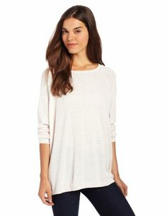 525 America Women's Cashmere Scoop Sweater, Cloud,Large 525 America,http://www.amazon.com/dp/B00CZ7ERZ0/ref=cm_sw_r_pi_dp_wNcKsb1EN344ADEW