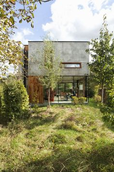 GEPO House by Open Y Office in Wijgmaal, Belgium