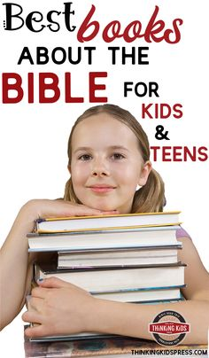 Books about the Bible for Kids and Teens Teach your family the Bible's origins, themes, and applications with books about the Bible for kids and teens. Homeschool High School, Homeschool Curriculum, Homeschool Kindergarten, Homeschooling, Parenting Articles, Bible For Kids, Science Books, Christian Parenting, Kids Reading