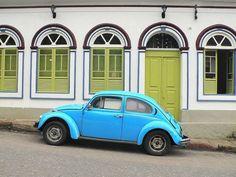 VW Beetle, a photo from Minas Gerais, Southeast / TrekEarth