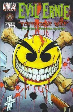 Evil Ernie: Youth Gone Wild, Encore Presentation (Volume) - Comic Vine