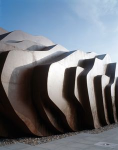 East Beach Café | Heatherwick Studio