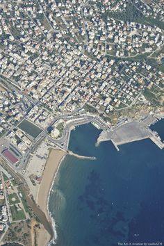 Ραφήνα Αττική Aerial Photography, City Photo, Photos, Pictures