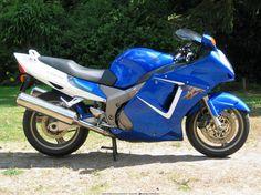 2000 CBR 1100 XX Super Blackbird