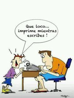 Que Loco http://www.grafichistes.com/graficos/que-loco/ - #Chistes #Humor http://www.grafichistes.com