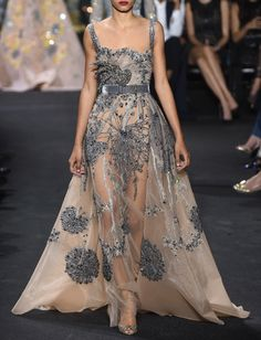 "belleamira: "" Elie Saab Fall 2016 Couture """