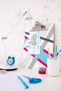 Cinta adhesiva translúcida de papel de arroz de calidad Washi fabricada en Japón para decorar, adornar y para infinidad de manualidades. #tesa #cinta #cintasadhesivas #decoración #manualidades #washi #cintapapel #colecio #escuela #oficina #materialescolar