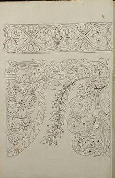 Directoire designs for textiles
