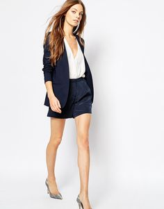 tailleur femme short