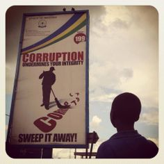 Corruption and impunity are development setbacks. What can ordinary citizens do to end corruption and promote good governance?  Photo: Samuel De Jaegere/UNDP