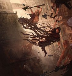 A beautiful piece of art depicting my favorite fictional character, Kelsier from Mistborn: The Final Empire.
