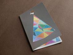 Multicolor Tree Card