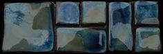 MOSAICO 3D: SHAMIAN AZUL 10x30 cm