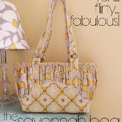 50% off!  Savannah Bag - via @Craftsy