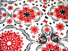 1 yard 100% cotton  43 Width  More available - just request a custom listing for how much you need and I will check my stash! If you would like