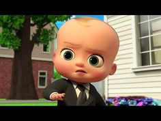 THE BOSS BABY Back in Business Trailer para Netflix