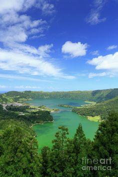 ✯ Sete Cidades - Azores, Portugal