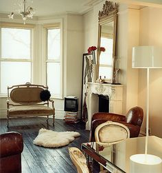 Romantic living rooms - vintagelifestylemag.co.za
