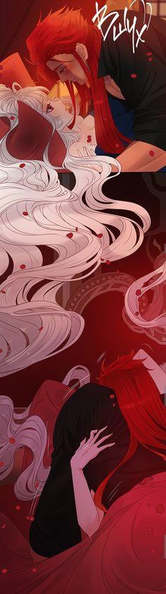Princess Jewelry, Demon Girl, Diabolik, Cute Anime Couples, Manga Comics, Webtoon, Manhwa, Frozen, Kiss