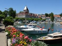 Ouchy - Lausanne - Switzerland