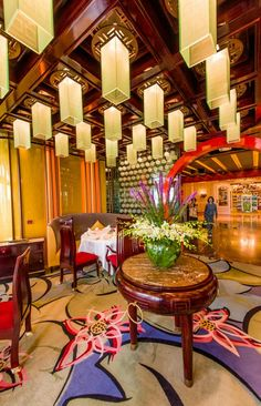Crystal Lotus Review - Excellent, Chinese fine dining! #Disney