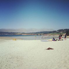 Carmel, California #storyofmydress