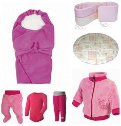 Máte nebo čekáte holčičku a ujíždíte na růžové?:)/  Do you have a baby girl and you love pink color?