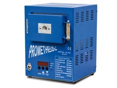 Prometheus Mini Kiln Pro1 Prg Preset for Metal Clay, with eight pre-set programs.