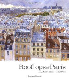Rooftops of Paris (Sketchbooks)
