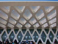 Menara Airport - Marrakech, Morocco :