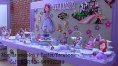 Decoración temática Princesita Sofia.Lima-Perú                       Correo: sheylla_eventos y fiestas@hotmail Telf.5741436-944937319 Sheylla eventos y fiestas/facebook