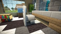 Minecraft Furniture - Chairs