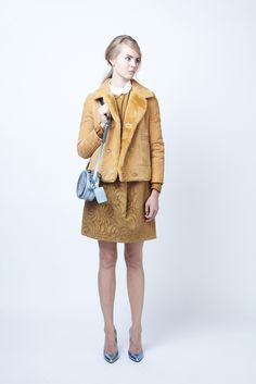 Carven Pre-Fall 2012 Collection Slideshow on Style.com