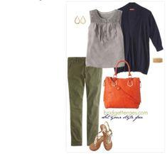 Five Ways to Wear Olive Pants This Summer - Bridgette Raes Style Expert