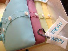 Lacoste shirt cake