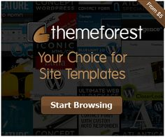 themeforest - all top templates