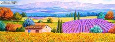 •*¨*••*¨*• Lovely Lavender fields •*¨*••*¨*•