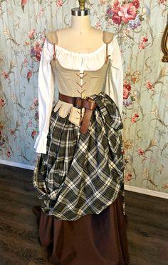 Renaissance Fair Costume, Renaissance Clothing, Historical Clothing, Fair Outfits, Casual Outfits, Cute Outfits, Fashion Outfits, Victorian Fashion, Vintage Fashion