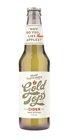 Gold Top bottle comp 2, via Flickr.