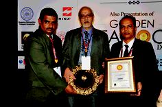 Indian Chamber of Commerce Confers Rare Distinction to Aanjaneya Lifecare, wins the prestigious Corporate Governance and Sustainability Vision Awards 2013