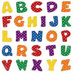 Alphabet Original Design In Red Blue Green Gold Orange And Royalty Free Cliparts Vectors And Stock Illustration Image 17001962 Alphabet A, Alphabet Design, Fonte Alphabet, Alphabet Templates, Printable Letters, Letters And Numbers, Red And Blue, Blue Green, Purple
