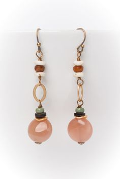 Anne Vaughan Designs - Sandalwood Moonstone Dangle Earrings, $22.00 (https://www.annevaughandesigns.com/sandalwood-moonstone-dangle-earrings-for-women/)