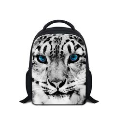 Backpack for Kids (Animal Print)