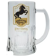 LORD OF THE RINGS Chope Le Seigneur des Anneaux Prancing Pony SIDESHOW